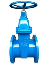 China supplier Safe ductile iron gate valve pn16 with a low price