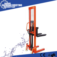 Full electric used reach stacker