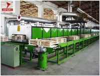 Roller kiln for bone china/giftware