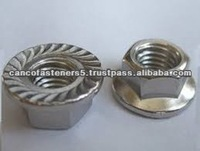 sleeve anchor with hex flange nut type