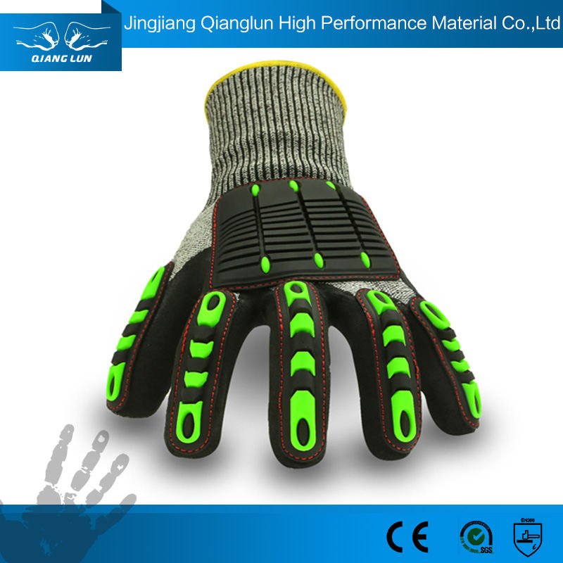 first industrial anti puncture resistant gloves