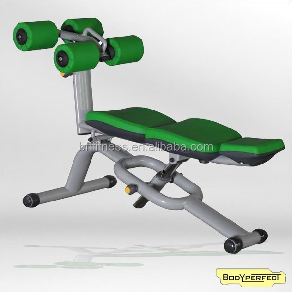BFT-2031 commercial abdominal crunch bench indoor fitness machine ab fitness