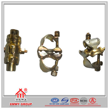 Scaffolding Parts Galvanized Scaffold Beam Clamp For Sale