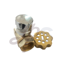 Hot forging brass lockable magnetic ball valve manufacturer
