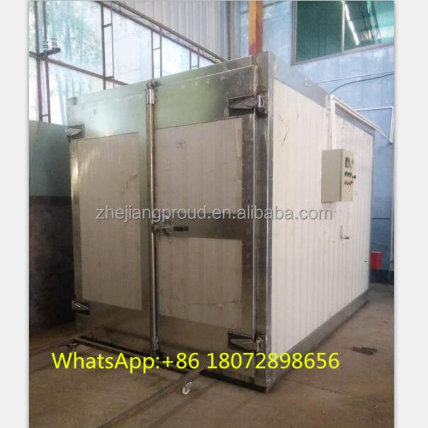 Liquid Paint Curing oven for powder coating equipment