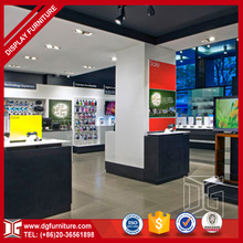 New Custom Mobile Cell Phone Accessory Store Fixtures Displays