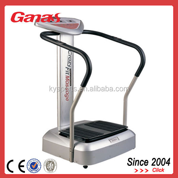 KY-3001Ganas Professional Body Building Vibration Machine /Crazy fit massager