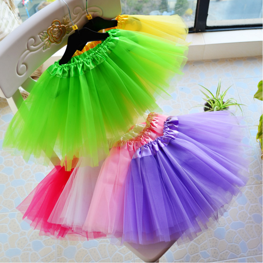 2016 Wholesale Cheap Fashionable Skirt Tutu For Girl