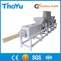 Newly design wood sawdust block press machine be used for the pallet in alibaba SMS:0086-15238398301