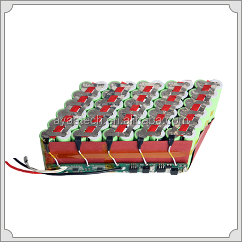 36V ebike battery pack 36V/20.4Ah Li-ion battery pack for E-BIKE 10S6P