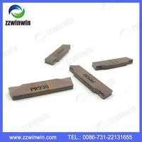 Tungsten Carbide Parting Inserts , Grooving Tools Insert Carbide Manufacturer