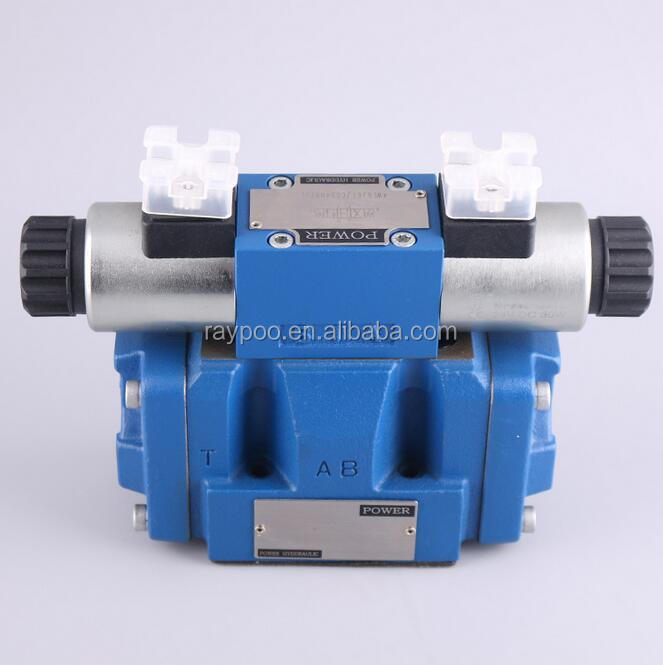 china hydraulic monoblock directional control valve