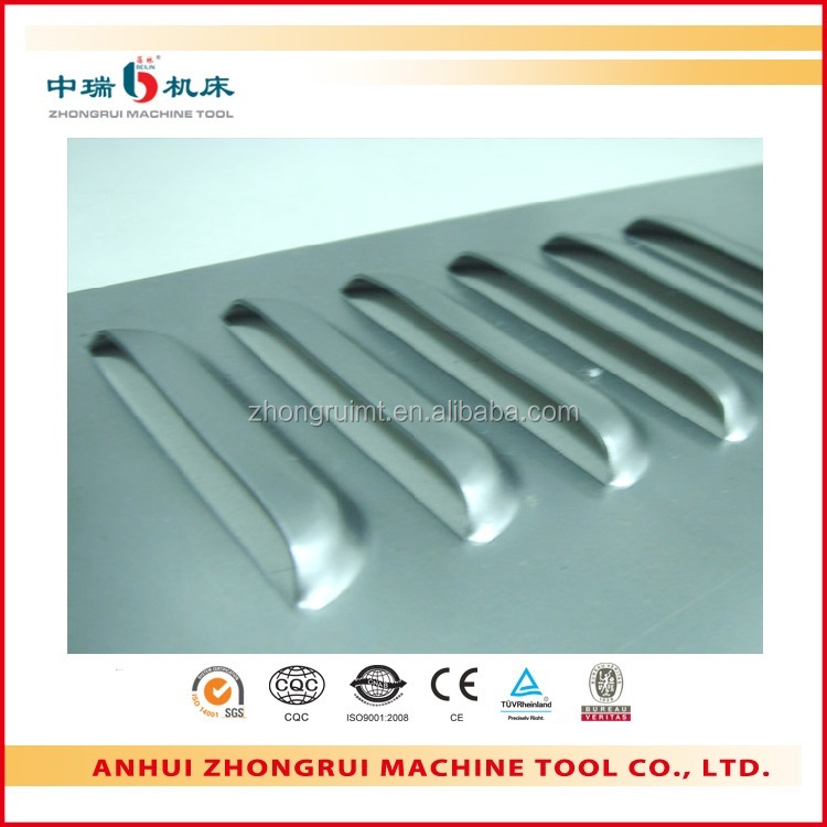 louver forming tools