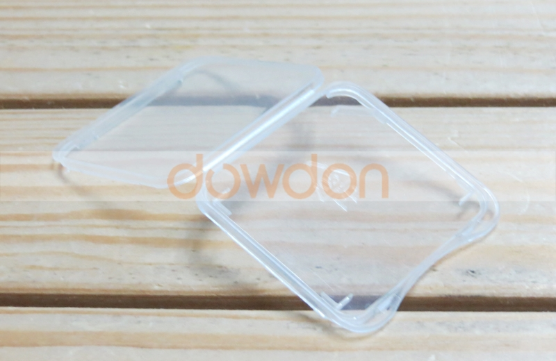 Protective Plastic Box For Memory Card USB Flash Drive