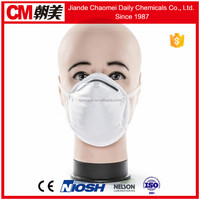 CM face guard for chemcial and industrial application