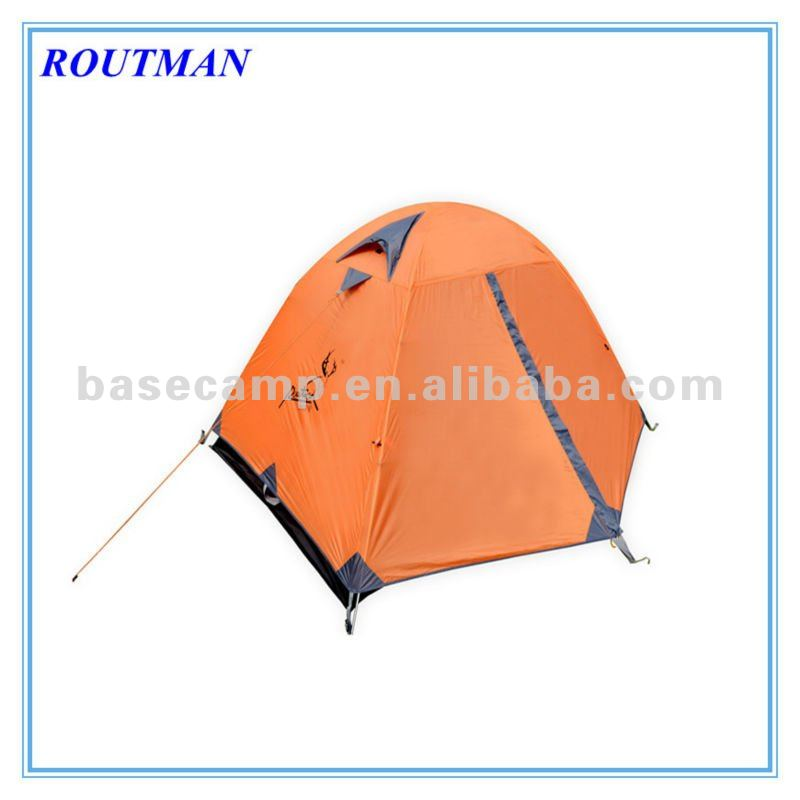Foldable Tent with Vestibule