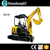 SD22-9B Hot sale not used excavator for sale