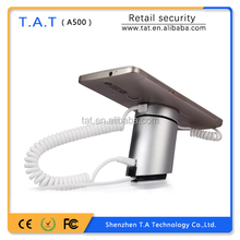 mobile phone security device smartphone anti-theft security display stand holder perfect display in retail stores A500