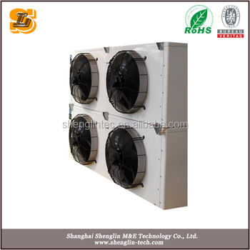 Hot seiling air cooled Radiator specially used in glass fiber