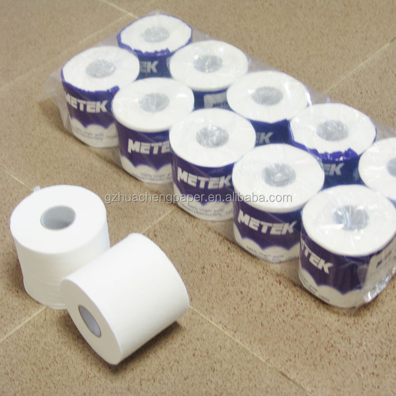 toilet paper tissue roll custom design printed toilet paper