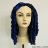 Fire resistant Carnival wig for lady P-W201