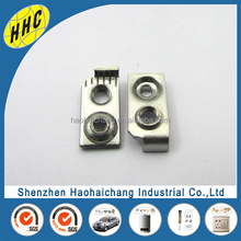 stamping Stainless Steel high precision cable fasten terminal