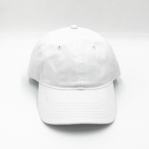 1b197a8904302 Personal 6 Panels Cotton Twill Dad Caps Unstructured Men Hats With  Embroidery Logo