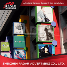 Chinese Manufacturer taxi top light box