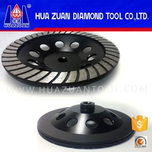 Diamond grinding wheel granite turbo cup for polishing granite stone