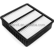 High quality plastic frame thick cloth car air filter MR188657