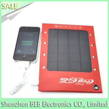 !!!Custom 1000mah solar panel has super fast charging speed