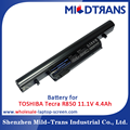 Laptop spare parts replacement battery for TOSHIBA Tecra R850 11.1V 4.4Ah