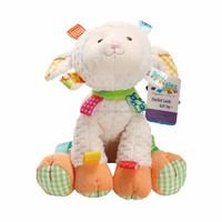 2017 new year plush sheep toy/cute sheep plush toy/plush toy sheep