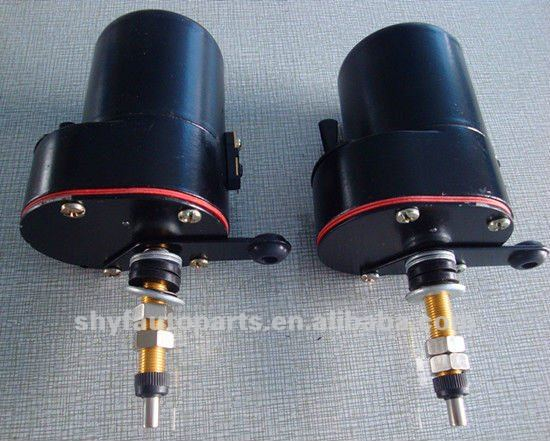 Small 10W 12V Wiper Motor Windshield Wiper Motor Specifications