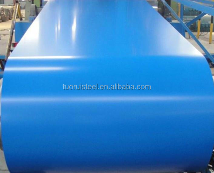 Electrical Appliance PPGI Prepainted Galvanized Steel Coil, ral 9014 ppgi for exporting, roof building material price