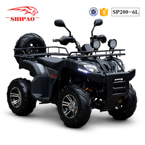 SP200-6L Shipao durable beach buggy racing