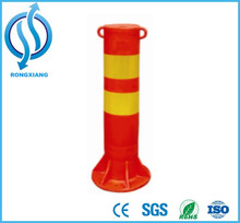 Traffic Road Safety Warning Column/Traffic Signal Post
