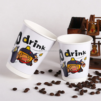 Various Sizes Wholesale Paper Coffee Cup/ Paper Cup of Chinese Style