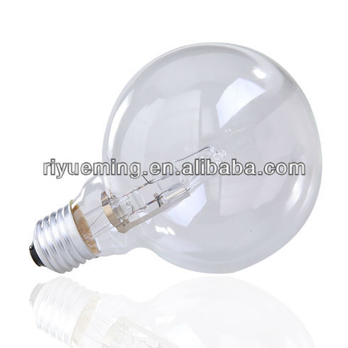 Energy Saving G80 Halogen Lamp Dimmable Light Bulb