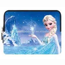 7 inch custom printing for frozen neoprene tablets case sleeve cover pouch bag for ipad mini