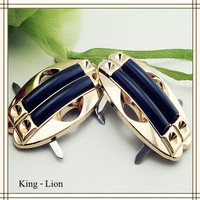 Fashional Decorations Metal Lady Shoe Accessory
