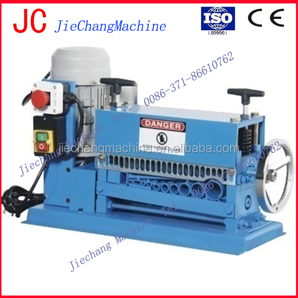 SD-038M <strong>Scrap</strong> Copper Wire Peeling Recycling Machine
