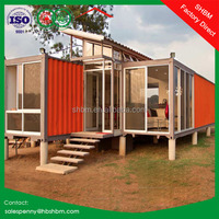 20ft 40ft prebuilt light steel flatpack office container home cheap used office container