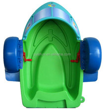 portable swimming pool water hand powered paddle boat for sale