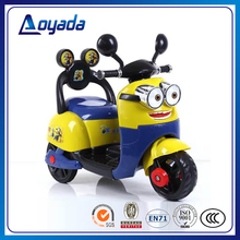 2017 very lovely toys new baby car kids rechargeable motorcycle electric mini motorcycle for sale