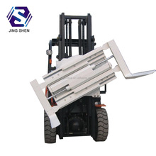 Forklift rotating fork clamp with 1070mm fork