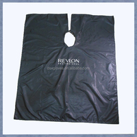 100% Polyester Hairdresser Aprons Salon Beauty Capes Hair Cutting Aprons and Capes