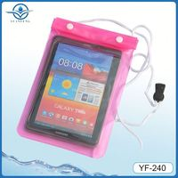 New design waterproof bag for ipad mini 2 16gb/cellular
