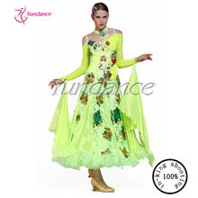 2016 Princess Stage Peformance Clothing For Woman B-13131