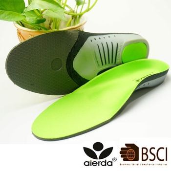 Promotion Eco-Friendly Breathable Cooling Shoe EVA arch support  Insole